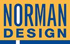 Norman Design Logo