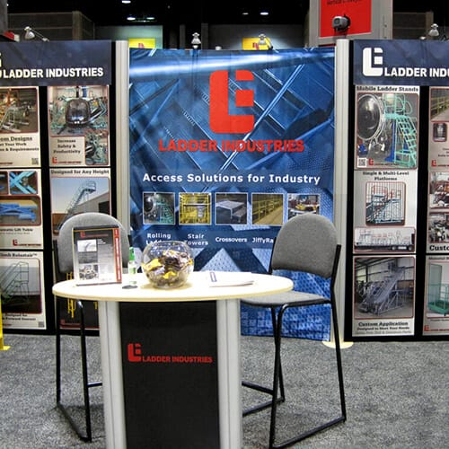 Ladder Industries Catalog / Tradeshow Booth