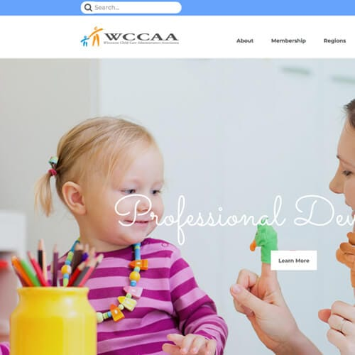 WCCAA Website