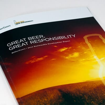 Great Beer Great Responsibility Brochure