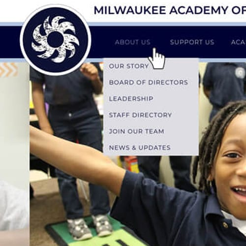 Milwaukee Academy of Science Website