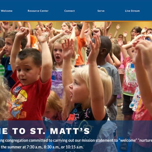 St. Matthew's Website